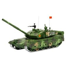 1/32 Scale 99A Main Battle Tank Military Static Kit Armored Vechile Metal Panzer