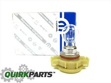 10-19 JEEP DODGE CHRYSLER LIGHT BULB REPLACEMENT FOR FOG LIGHT LAMP OE NEW MOPAR