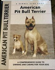 American Pit Bull Terrier Book by F. Favorito