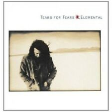 TEARS FOR FEARS - ELEMENTAL  CD  10 TRACKS SYNTHIE POP  NEW+