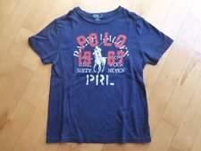 EUC Polo Ralph Lauren Boys Short Sleeve Top Tee Shirt M 10 12