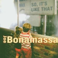 JOE BONAMASSA - SO,IT'S LIKE THAT  CD NEU