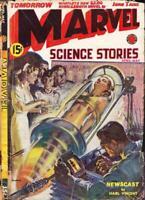 Marvel Science Stories 14 Issues Scarce 1930s Pulps Historic Title