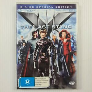 X-Men 3 - The Last Stand - DVD 2-Disc Set - Region 4 PAL - TRACKED POST