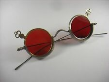 Antique optometrist trial lens frame.  Steampunk sunglasses.