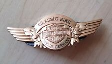 Classic Bike Berlin Germany Harley Davidson PIN