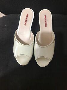 prada sandals 38