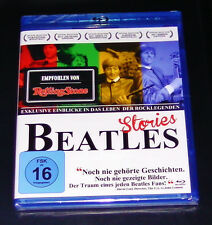 BEATLES Stories Blu-Ray Más Rápido Envío NUEVO Y EMB. orig.