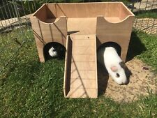 Guinea Pig House Shelter Hide Out