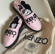 KENZO pink shoes with KENZO small tote bag - UK size 7, used once. Was 275£
