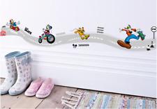 Mickey Minnie Mouse kids Room Home Decor Wall Stickers Cartoon UK 79