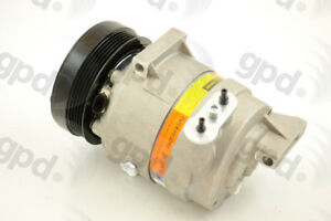 A/C  Compressor And Clutch- New   Global Parts Distributors   6512783