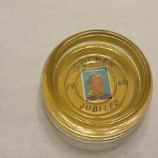 1960 GOLDEN JUBILEE CUB SCOUTS PAPER WEIGHT! MADE AT JUBILEE IN 1960! NICE