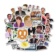 50pcs The Office Skateboard Stickers Vinyl Laptop Luggage Decals For VSCO Girl