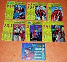 OVERPOWER Zealot PLAYER SET Image hero 14 sp Warrior Soul 11 Kherubim