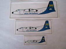 fokker f27 stickers