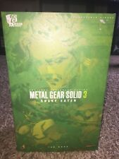 Hot Toys Metal Gear Solid 3 Snake Eater The Boss 1/6 Scale- Read Description