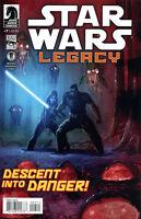 Star Wars Legacy #7 Unread New Near Mint Dark Horse 2013 **15