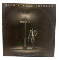 Back Street Crawler - 2nd Street (Vinyl LP VG+ SD-36138) Free Shipping