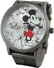 Disney Mickey Mouse Vintage design Men's Metal Watch MK8053