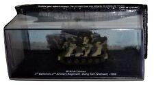 Altaya Tank M163 A1 Vulcan 1/72 Vietnam 1969 Diecast