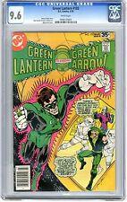 Green Lantern  #102  CGC  9.6   NM+   white pages