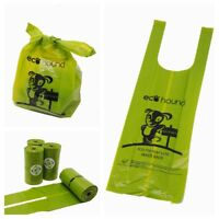 Small Dog Poo Bag Rolls Waste Bags 720 BAGS + FREE DISPENSER