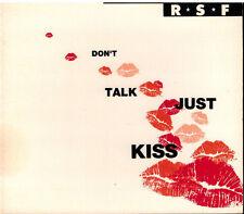 RIGHT SAID FRED - Don't Talk, Just Kiss (CD Sgl. 1992)