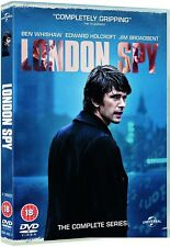 LONDON SPY 1 (2015): Crime, Drama, Mystery, TV Season MiniSeries - NEW  DVD UK
