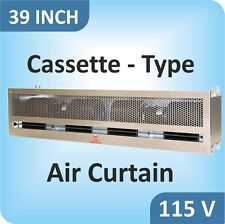 39 Inch Maxwell Commercial-Industrial Air Curtain 115 V