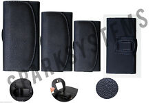 PU Leather Belt Pouch cover case for All Phone PDA MP3 iPod Belp loop Clip cases