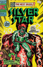 Pacific Comics Silver Star #1 of 6, 1984 Very Good
