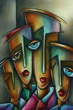 "Modern Art Matt Framed Painting By Dreamzdecor-12""x 18"" Size."