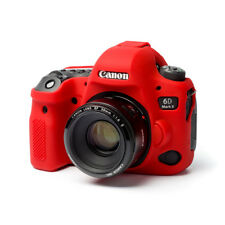 easyCover canon 6D mark II EA-ECC6D2R Camera Case RED Silicone FREE US SHIPPING