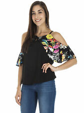 Women's Petite Floral Strappy, Spaghetti Strap Tops & Shirts