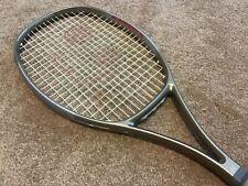 YONEX RQ-T 990 Graphite Composite Oversize WIDEBODY Tennis Racket 4 1/2 STRUNG
