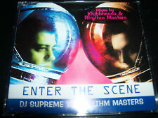 DJ Supreme Vs Rhythm Master Enter The Scene Australian Remixes CD Single