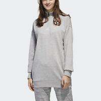 adidas Essentials Comfort Elongated 1/4 Zip Sweatshirt Women's