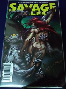 Savage Tales vol.1 #9 (Dynamite Comics, 2008)