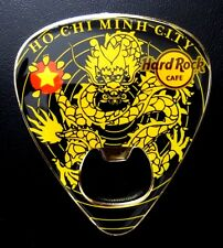 "HARD ROCK CAFE HO CHI MINH CITY / Dragon / 3"" Bottle Opener Magnet / BO*"