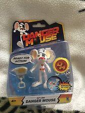 Danger Mouse  zip line 4 inch figure