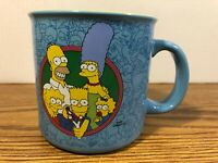 The Simpsons 20 oz Ceramic Jumbo Coffee Tea Mug Fox TV Series Matt Groening NEW