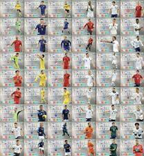 Adrenalyn XL Panini Euro 2020 EM LIMITED EDITION Olsen Barella Mount Can Rodri