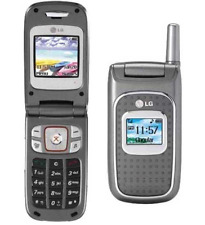 LG1500 UNLOCKED FLIP MOBILE WIRELESS CELL PHONE FIDO ROGERS CHATR GSM CELLULAR