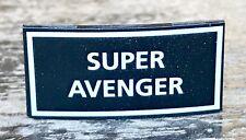 BREITLING SUPER AVENGER PLACCA FINESTRA Originale esposizione negozio