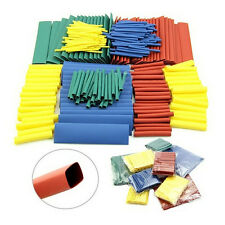260xassortment 21 Heat Shrink Tubing Tube Sleeving Wrap Wire Kit Set 8size Yjv6