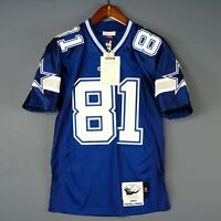 100% Authentic Terrell Owens 07 Cowboys Mitchell & Ness NFL Jersey Size 52 2XL