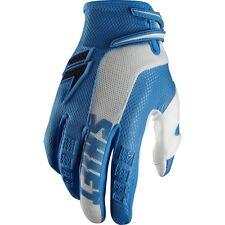 $27 Shift Strike Glory Motocross Glove Blue White Size S