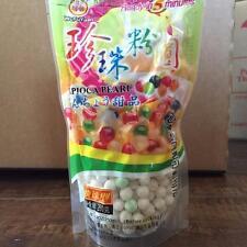 Multi-Color Tapioca Pearl Boba Bubble Tea WuFuYuan Ready in 5 Minutes 8.8 Oz.