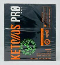 Pruvit Keto OS PRO + MCT - Orange Dream - Sealed Box - 20 Packets Exp 7/21